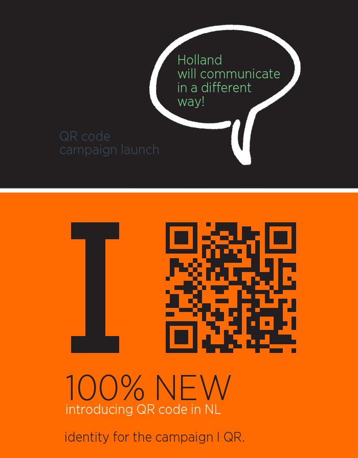 QR code campaign